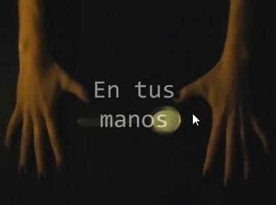 En tus manos (nuevas concursantes)