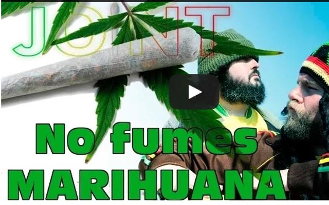 No fumes marihuana (vídeo para reírse un rato)